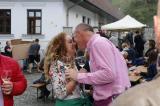 Pálinktréning után a miskolci Borangolásokon (2017. 05. 12.)