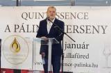 XI. Quintessence Pálinkaverseny - magán és bérfőzetők eredményhirdetése (2020. 01. 25.)
