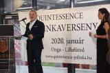 XI. Quintessence Pálinkaverseny - magán és bérfőzetők eredményhirdetése 2. (2020. 01. 25.)